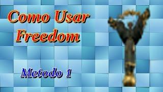 getlinkyoutube.com-Como descargar y usar FREEDOM [APK] [ROOT] [METODO 1]