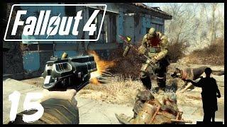 getlinkyoutube.com-Fallout 4 #15 - Нападение Супермутантов!