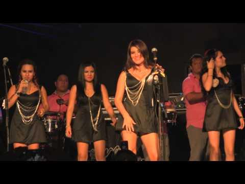 Las Chicas de Corazon Serrano bailan asi en Amazura