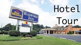 getlinkyoutube.com-It's Hotel Tour Time! Best Western Radford Inn - Radford, VA