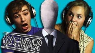 getlinkyoutube.com-TEENS REACT TO SLENDER MAN