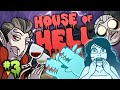 House Of Hell - Part 3 - Curtain Zombie