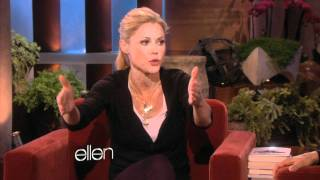 getlinkyoutube.com-Julie Bowen Goes All-In for Ellen