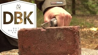 getlinkyoutube.com-The Indestructible Knife | Mora Robust