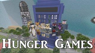 getlinkyoutube.com-Minecraft Xbox - Hunger Games - Doctor Who