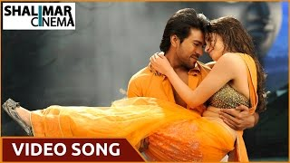 Racha Movie || Vaana Vaana Full Video Song || Ram Charan Teja, Tamanna