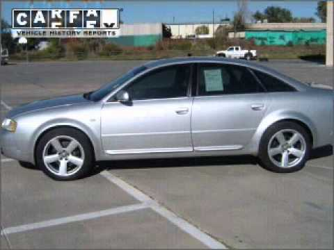 2000 audi a6 problems online manuals and repair information