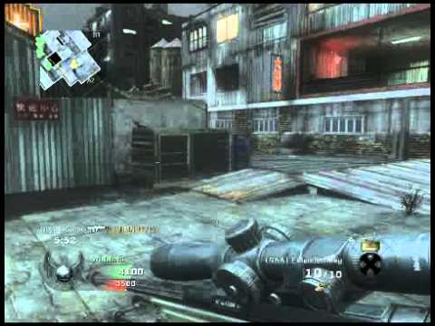 AK-P_57 - Black Ops Game Clip