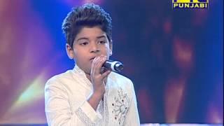 getlinkyoutube.com-Voice Of Punjab Chhota Champ I Grand Finale I Rivaz Khan I Song-Tappe