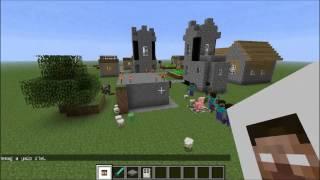 getlinkyoutube.com-Minecraft Herobrine