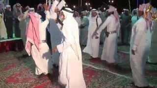 شلة صوت الوطن علي بن عايض بن باصم في حفل زواج الشيخ فنيس بن خنز ال مطلق