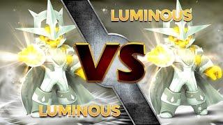 getlinkyoutube.com-Skylanders Trap Team - Luminous VS Luminous