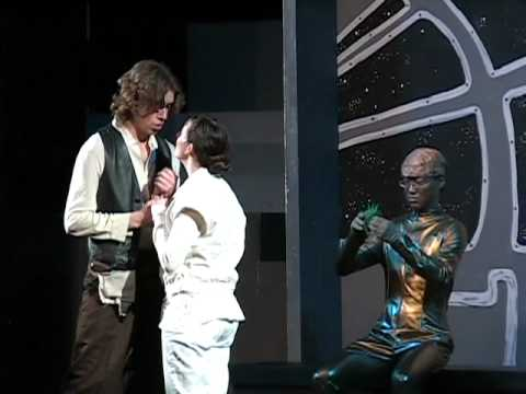 Star Wars! The Musical - Act V, Scene 3.1 - Leia Brown Eyes