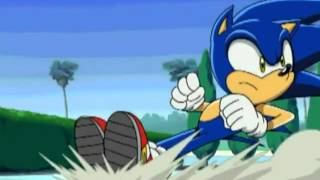 getlinkyoutube.com-Sonic friendship through the ages