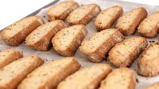getlinkyoutube.com-Almond Biscotti Recipe - Laura Vitale - Laura in the Kitchen Episode 557