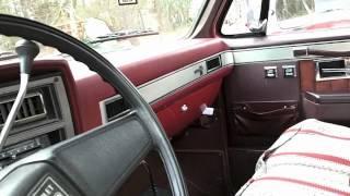 getlinkyoutube.com-1986 Chevy Silverado 4x4