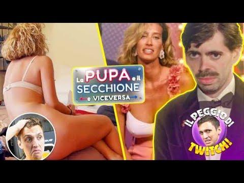 LA PUPA E IL SECCHIONE CRINGE! - Reazione