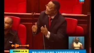 Tundu Lissu Ashangazwa Bungeni  | TBC