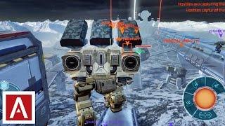 getlinkyoutube.com-War Robots Live Stream [Twitch] - JUMPING Fury Zenits!