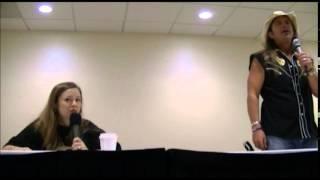 getlinkyoutube.com-Scott McNeil & Brittney Karbowski Panel Sunday@ Khaotic Kon 2014