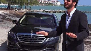 getlinkyoutube.com-Prueba Mercedes-Maybach S600 2016 (Español)