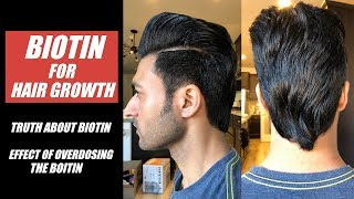 Is BIOTIN for Hair Growth? What if you Overdose the Biotin - Info by Guru Mann