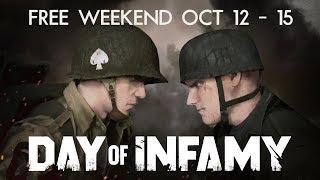 Day of Infamy - Ingyenes Hétvége Trailer