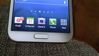 getlinkyoutube.com-How to Delete a Gmail Account from Android Smartphone Samsung Galaxy Note 2