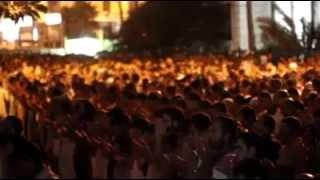 getlinkyoutube.com-Subhanallah , Pernahkah Sholat jamaahnya Sampai Seperti Ini Terjadi Di Indonesia ?