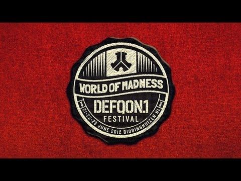 Defqon.1 Festival 2012 - World of Madness - Trailer