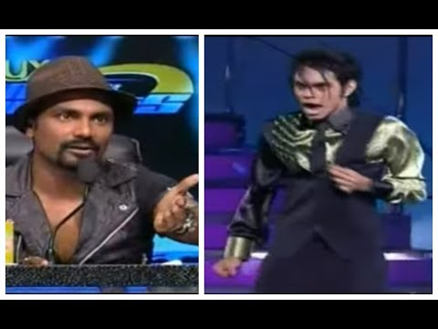Dance Ke Superstars April 30 '11 - Prince