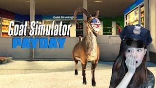 getlinkyoutube.com-goat simulator payday | แพะบ้าอยากซ่าเป็นโจร zbing z.