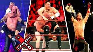 WWE Extreme Rules July 14, 2019 Highlights   3 Shocking Things   WWE Extreme Rules 2019 Highlights