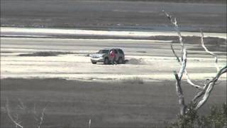 getlinkyoutube.com-North Topsail Beach, NC -Reckless Driving at New River Inlet,