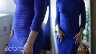 getlinkyoutube.com-Shapewear that won't roll, bunch or slip