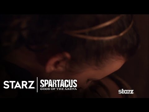 "Gladiatorzy z ""Spartacus: Gods of the Arena"""