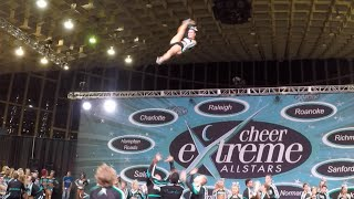 getlinkyoutube.com-Cheer Extreme Coed Elite XEvolution 2015 WORLD CHAMPS!