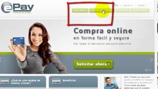 getlinkyoutube.com-Como Obtener Una tarjeta de Credito Virtual
