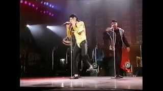 1992/10/01 Michael Jackson - The Jackson 5 Medley (Live at Bucharest)