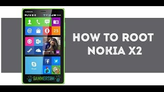 getlinkyoutube.com-Root Nokia x2 100% work