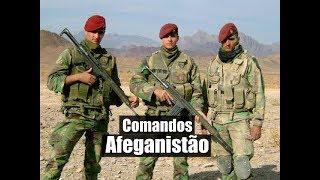 Comandos Portugueses / Afeganistão