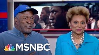 getlinkyoutube.com-Original 'Roots' Cast Members On New Miniseries | MSNBC