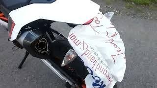 getlinkyoutube.com-KTM 690 SMC-R 15 PP Remus ESD