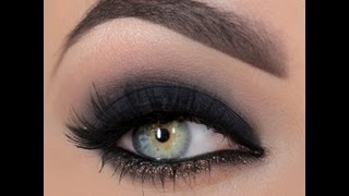 getlinkyoutube.com-Smokey eye with a dash of glitter