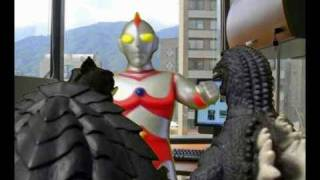 "getlinkyoutube.com-""Godzilla & Gamera: Eastside Patrol"""