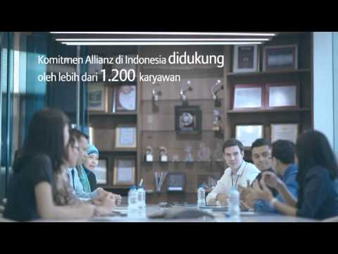 Allianz Indonesia - New Corporate Video 2013