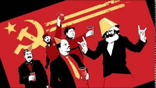 Red Alert 3 - Soviet March metal cover