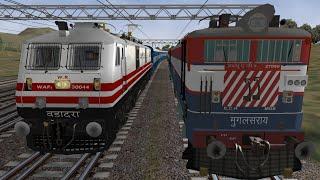 getlinkyoutube.com-MSTS IR Indian Railways (XX) By Vaibhav Wakharkar