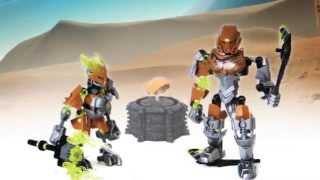 getlinkyoutube.com-Bionicle 2015 Combination Set
