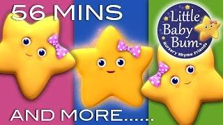 getlinkyoutube.com-Twinkle Twinkle Little Star | Plus Lots More Nursery Rhymes | from LittleBabyBum!